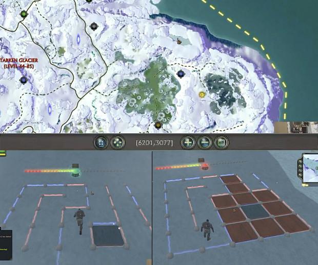 Tarken Glacier Puzzle Livestream Preview
