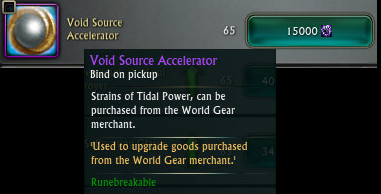 Void Source Accelerator Placeholder