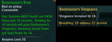 Battlemaster's Brew