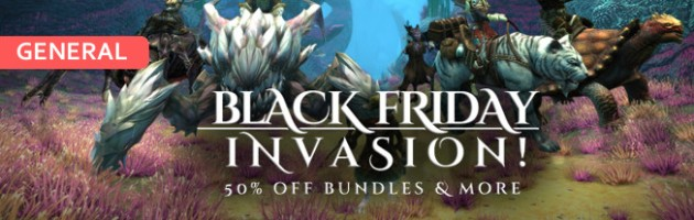 Black Friday Invasion Feature Image