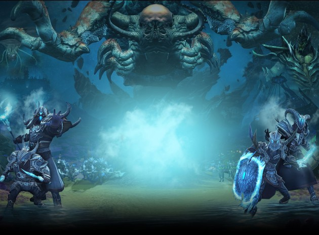 RIFT Forum Nightmare Tide Background Image