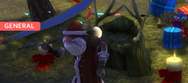 Fae Yule Grandfather Frost Feature Image