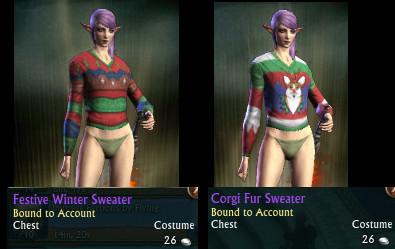 Fae Yule Sweaters 2014