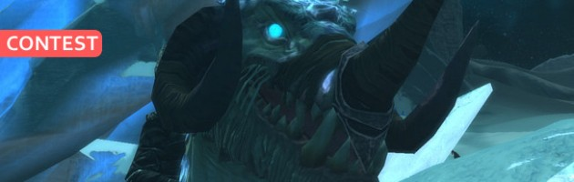 Giveaway Ice Strider Mount Feature Image