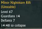 Level 67 Rift