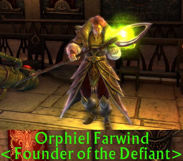 Orphiel Farwind