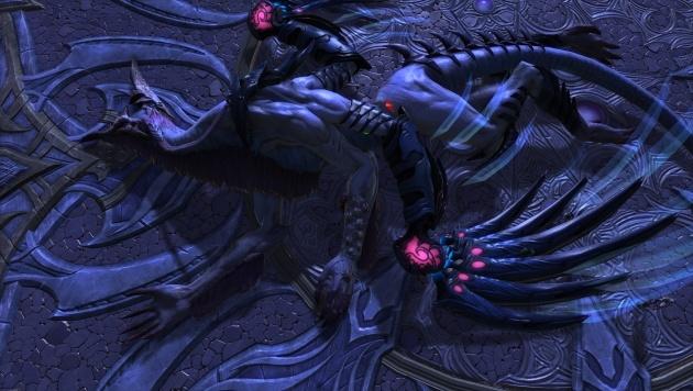 Crucia's Dragon Form