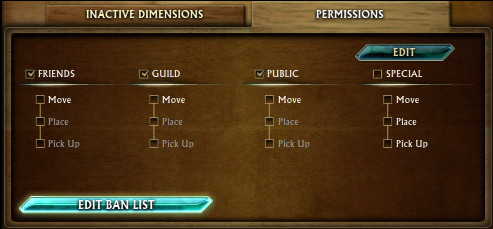 Les nouveautés de la 3.1 Dimension-permissions-special-and-ban-list