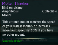 Molten Thresher Mount Tooltip
