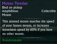 Molten Thresher Mount Tooltip
