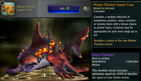 Molten Thresher Supply Crate