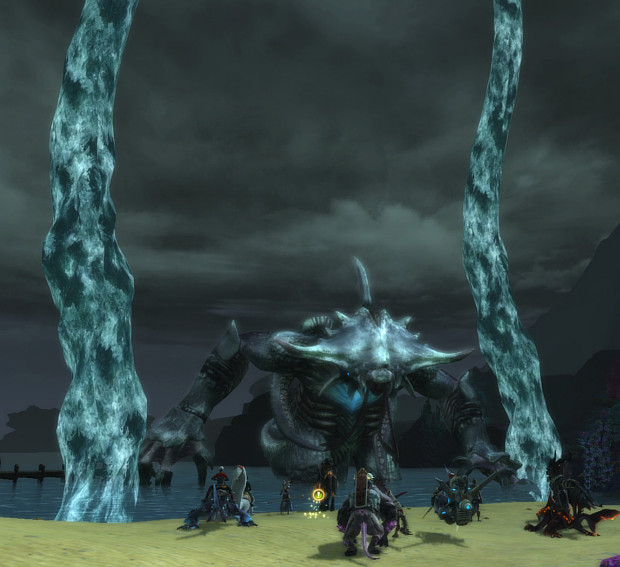 The Yrlwalach The Leviathan Zone Event