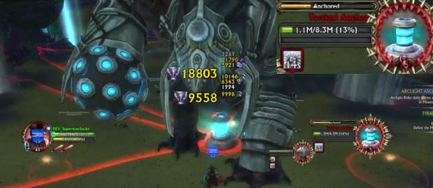 Tyrant's Throne Johan Tactical Anchor