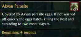 Tyrant's Throne Johan Akvan Parasite