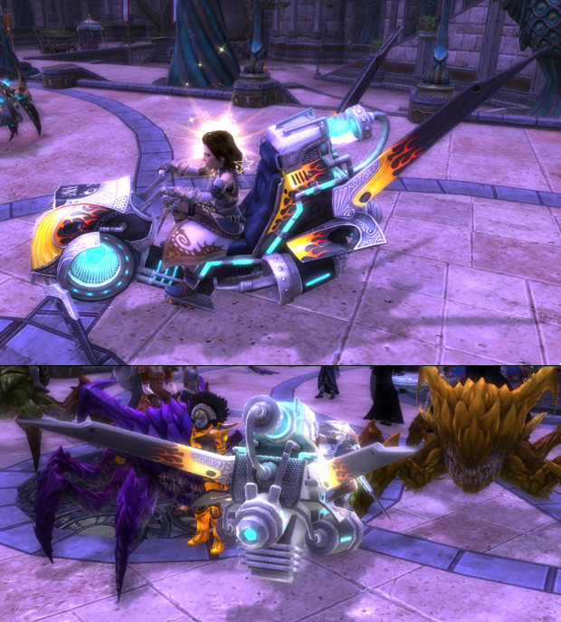 4th Anniversary Arclight Rider Mount Preview 1