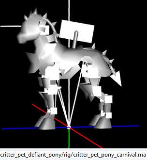 Carnival of the Ascended 2015 Mecha Pony Model