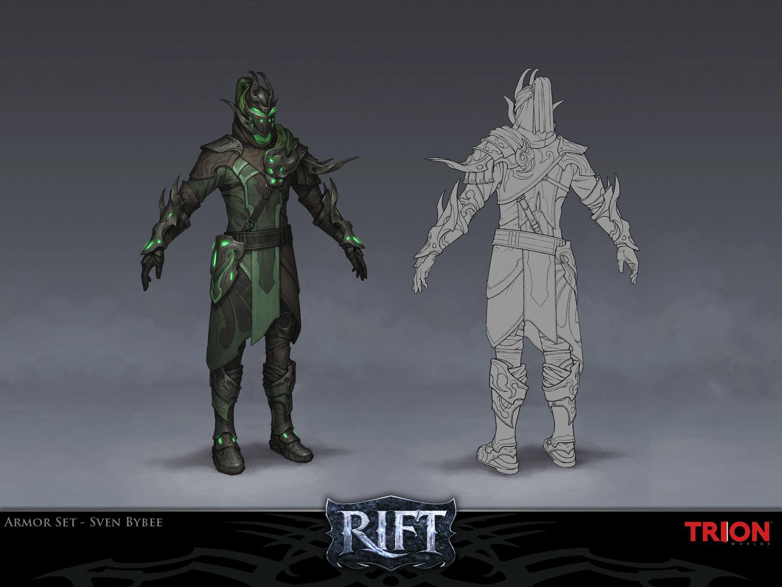 Rift essence slots