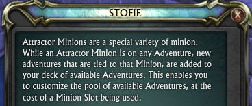 Stofie on Attractor Minions