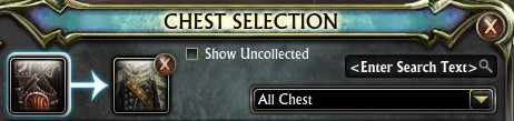 Chest Selection