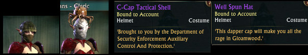 C-Cap Tactical Shell and Well Spun Hat