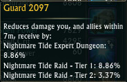 Guard Tier 2 Initial Values