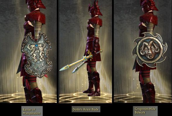 Hammerknell Weapon Wardrobe #2