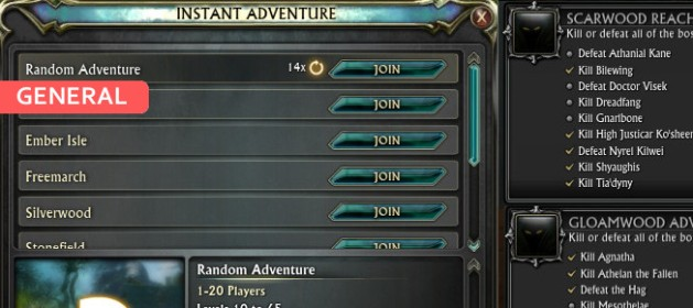 Instant Adventure General Feature Image