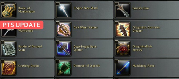PTS Update 20th March 2015 Feature Image