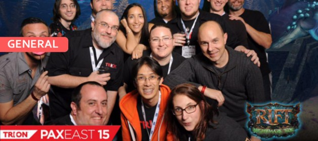 Trion PAX East Party Feature Image