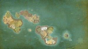 RIFT World Map