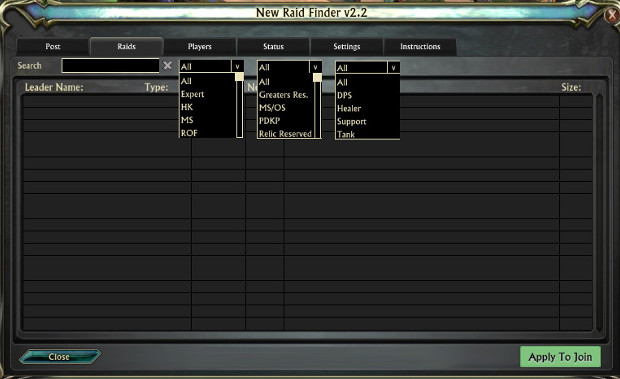 Addon Watch New Raid Finder 2