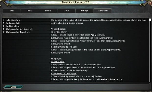 Addon Watch New Raid Finder 5