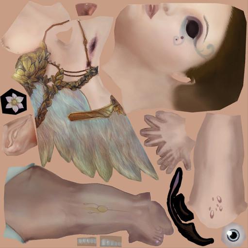 Fairy Pet Skin