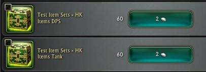 HK T2 Gear