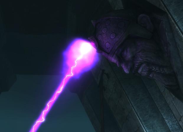 Laser Mounted Dwarf