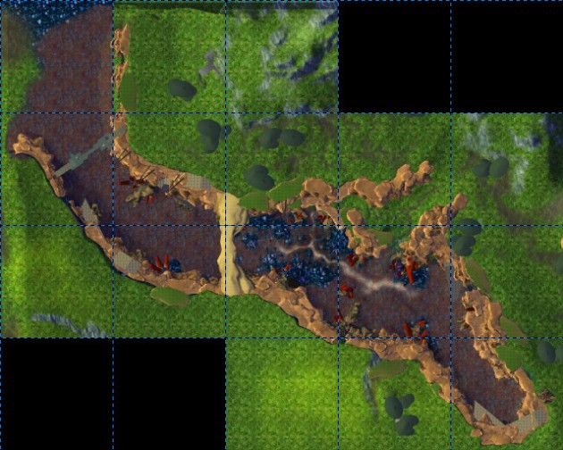Planetouched Wilds Minimap Compilation 2