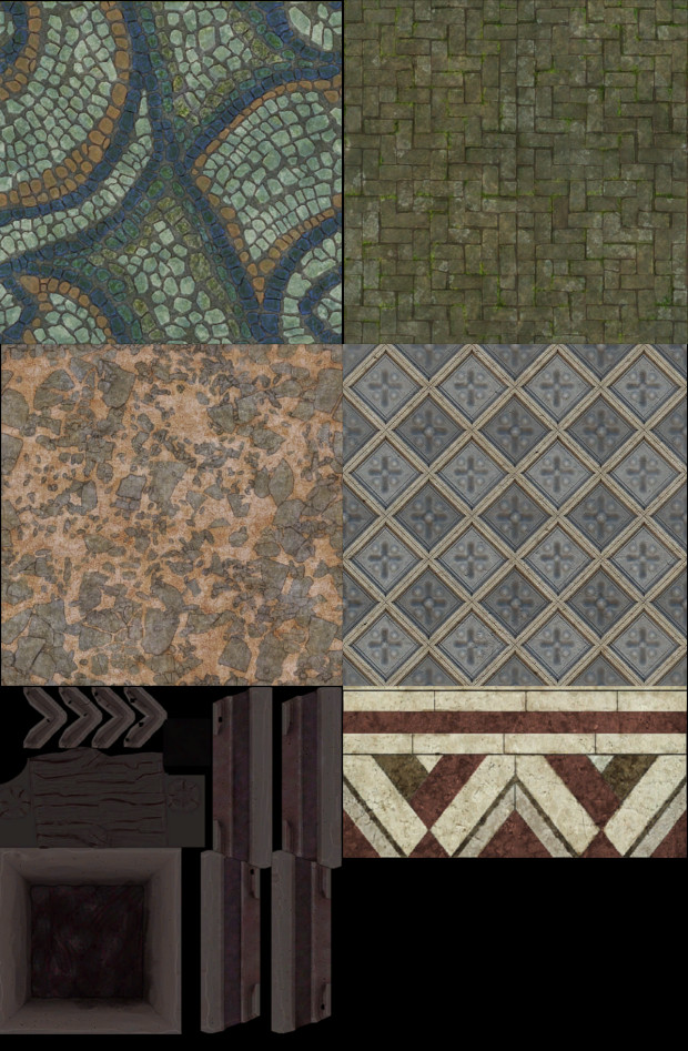 PTW Texture Skins
