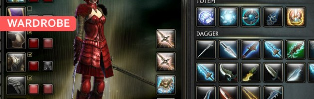 RIFT 3.2 Wardrobe System General Feature Image