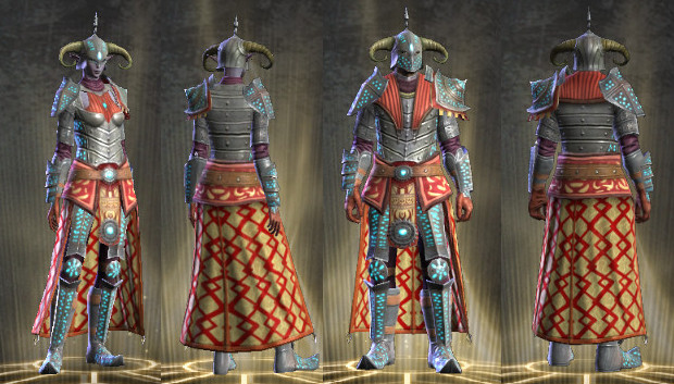 RIFT Centurion's Wardrobe Set