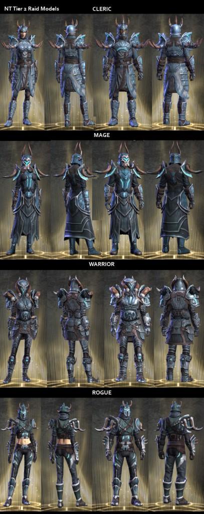 RIFT Tier 2 Raid Models
