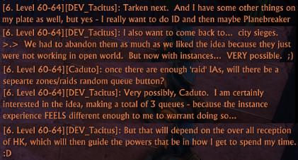 Tacitus HK IAs Info