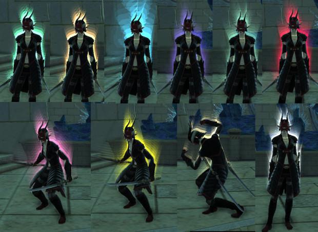 Character Glow VFX