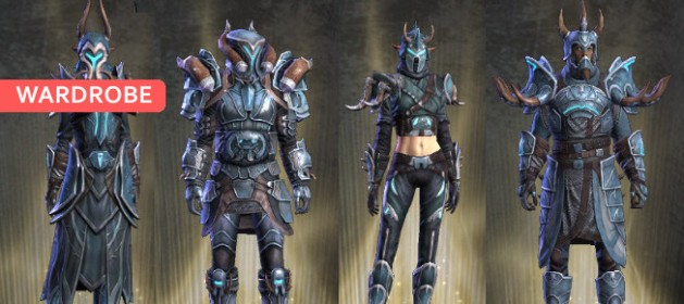 RIFT Wardrobe Drowned Prophet Outfits Feature Image