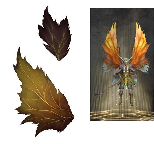 Tywl's Wings Skin