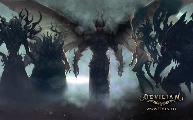 Devilian Online Wallpaper