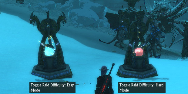 Easy and Hard Mode Rhen of Fate Toggle PTS