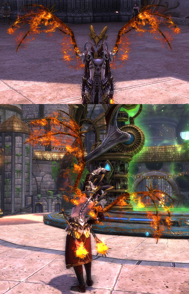 Glyph of the Fire Wurm PTS
