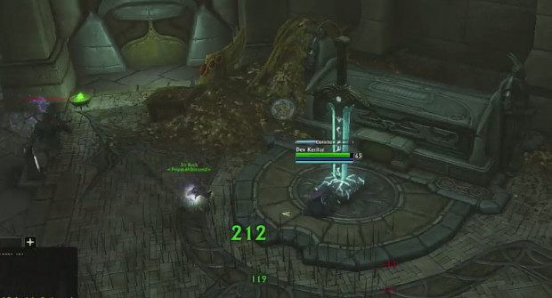 Assault on Bronze Tomb Warfront Room 2 Part 1