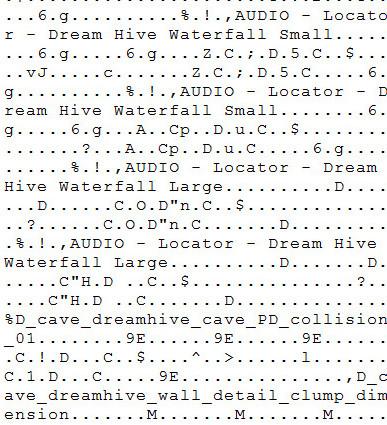 Dream Hive File Info