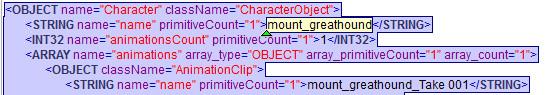 Great Hound .xml file